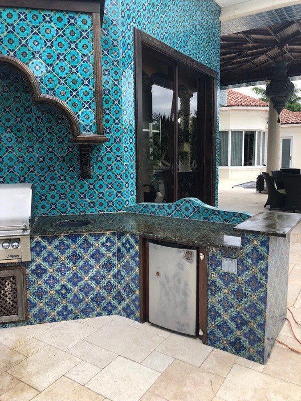 Outdoor Kitchen Countertops Boynton Beach